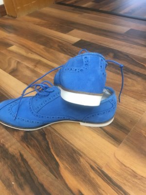 Wingtip Shoes blue