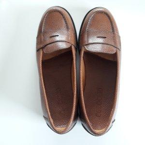 Wingtip Shoes light brown