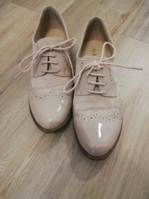 Lily shoes Wingtip Shoes multicolored