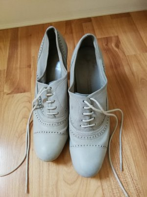 Kennel & Schmenger Wingtip Shoes light grey