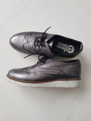 Poelman Wingtip Shoes multicolored