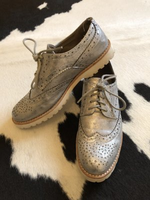 Moow Wingtip Shoes multicolored