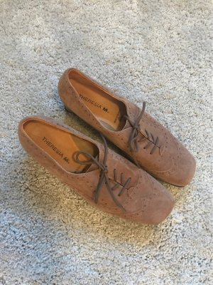 Budapester Schuhe von Theresia M.