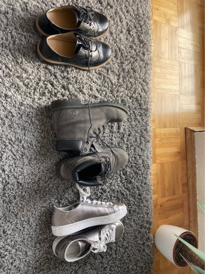 Budapester, Timberlands, Adidas Sneaker