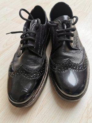 Rieker Zapatos Budapest negro