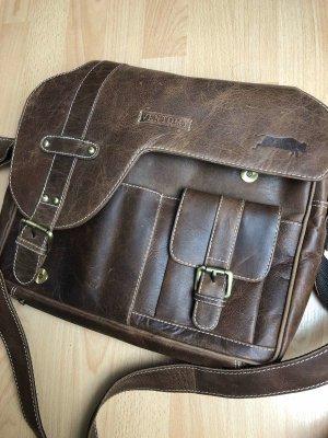 Büffel Leder Tasche
