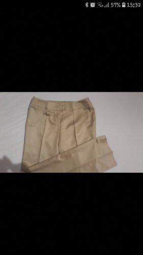 Pantalone da abito beige