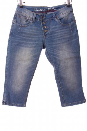 Buena Vista 3/4-Hose blau Casual-Look