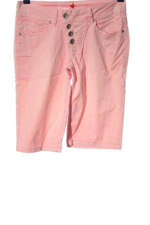 Buena Vista Bermudas pink casual look