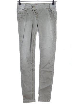 Buena Vista Cargo Pants light grey casual look