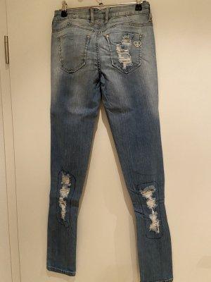 Buena vista destroyed Jeans mit Spitze wie neu