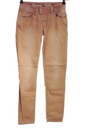 Buena Vista Five-Pocket-Hose braun Casual-Look