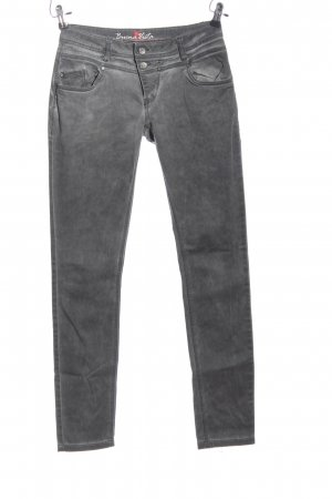 Buena Vista Five-Pocket-Hose hellgrau Casual-Look