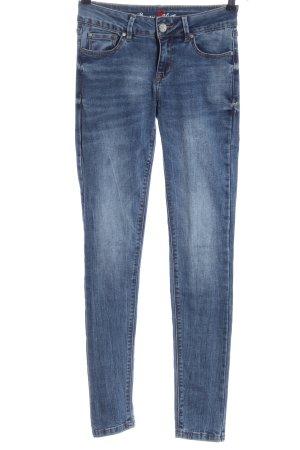 Buena Vista High Waist Jeans blue casual look