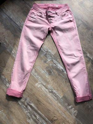 Buena Vista Five-Pocket Trousers light pink
