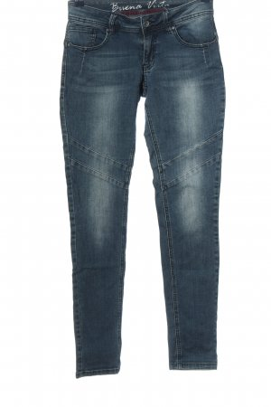 Buena Vista Low Rise Jeans blue casual look