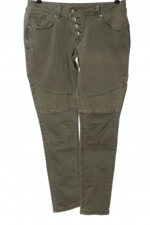Buena Vista Low Rise Jeans khaki casual look