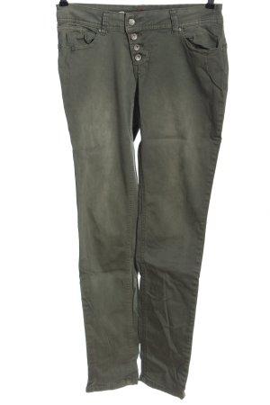 Buena Vista Low Rise Jeans khaki casual look