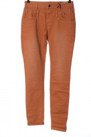 Buena Vista Low Rise Jeans light orange casual look