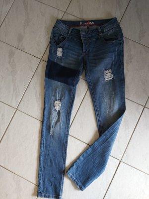 Buena Vista Stretch Jeans blue