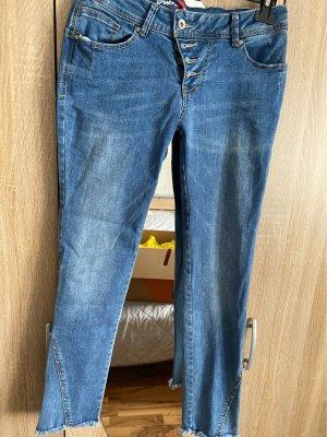 Buena Vista Jeans 7/8 bleuet