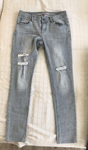 Buena Vista Jeans, grau, S