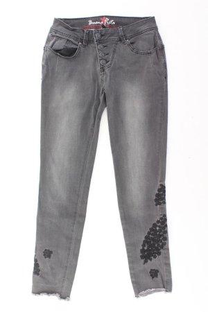Buena Vista Jeans Größe XS grau aus Baumwolle