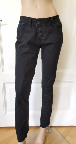 Buena Vista Jeans Malibu Hose Stretch schwarz Gr. M