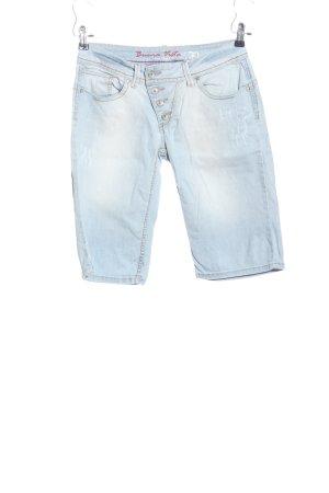 Buena Vista Denim Shorts blue casual look