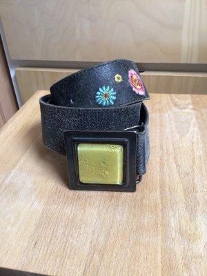 Buena Vista Leather Belt multicolored leather