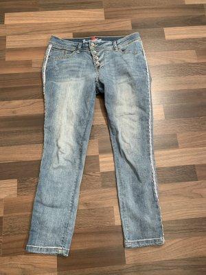 Buena Vista Jeans a 7/8 multicolore