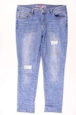 Buena Vista Regular Jeans Größe L blau