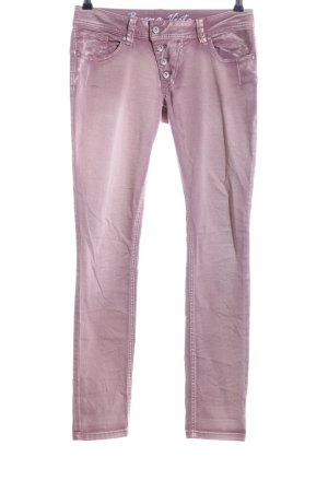Buena Vista Röhrenhose pink Casual-Look