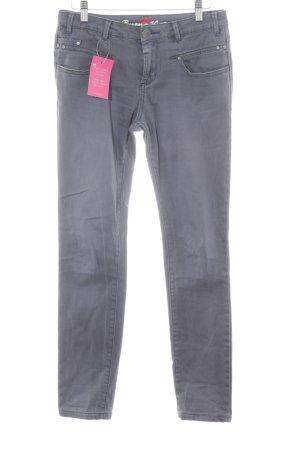 Buena Vista Skinny Jeans dunkelgrau Casual-Look