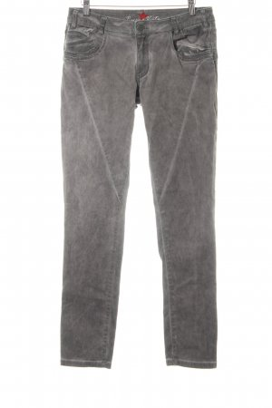 Buena Vista Skinny Jeans graubraun Casual-Look
