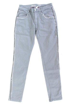Buena Vista Skinny jeans groen-neon groen-munt-weidegroen-grasgroen-bos Groen