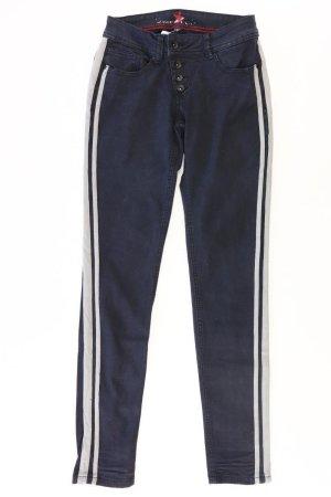 Buena Vista Skinny Jeans blue-neon blue-dark blue-azure