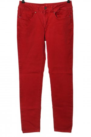 Buena Vista Slim Jeans rot Casual-Look