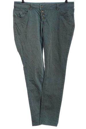 Buena Vista Stoffen broek groen casual uitstraling
