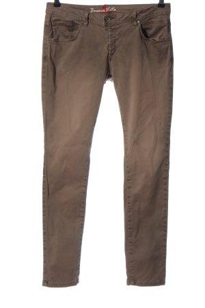 Buena Vista Jersey Pants brown casual look