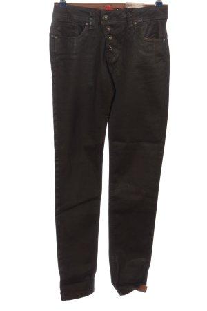 Buena Vista Jersey Pants black casual look