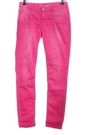 Buena Vista Stoffhose pink Casual-Look