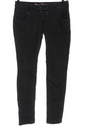 Buena Vista Jeans met rechte pijpen lichtgrijs casual uitstraling