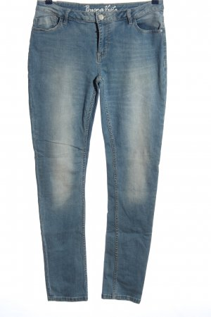 Buena Vista Straight Leg Jeans blue casual look