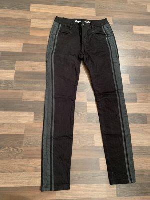 Buena Vista Streifen Jeans