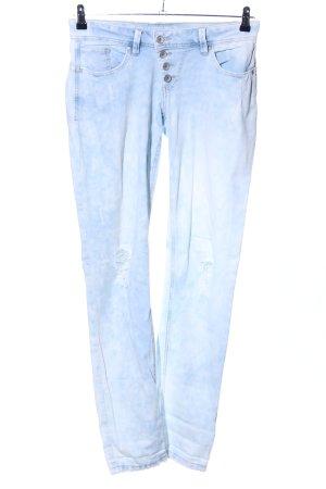 Buena Vista Stretch Jeans blau Casual-Look