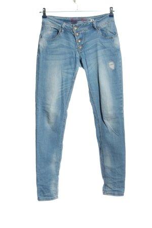 Buena Vista Jeans stretch bleu style décontracté