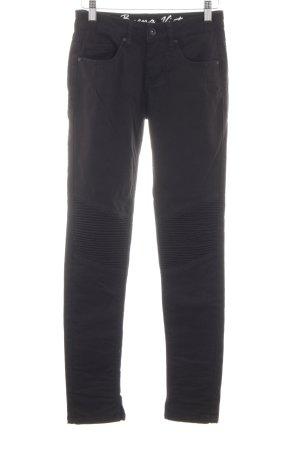 Buena Vista Stretchhose schwarz schlichter Stil