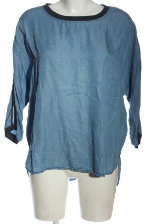 Buena Vista T-Shirt blue-black casual look