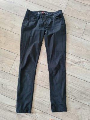 Buena Vista Spodnie rurki czarny